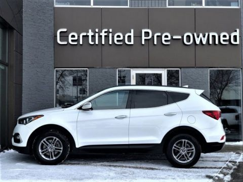 Pre-Owned 2017 Hyundai Santa Fe Sport SE w/ PANORAMIC ROOF / LEATHER / AWD Sport Utility