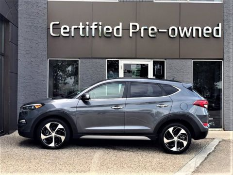2017 Hyundai Tucson ULTIMATE w/ TURBO / PANO ROOF / NAVIGATION