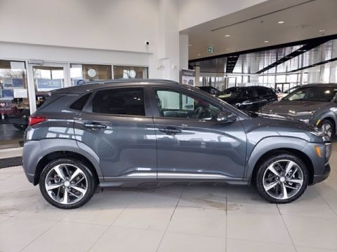 New 2020 Hyundai Kona Ultimate Sport Utility