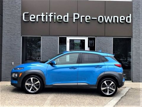 2019 Hyundai Kona ULTIMATE w/ TURBO / PANO ROOF / NAVIGATION