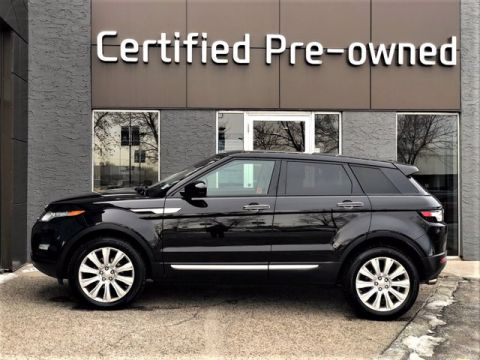 Pre-Owned 2014 Land Rover Range Rover Evoque Prestige w/ NAVI / PANO ROOF / AWD Sport Utility